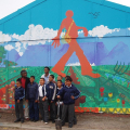 Children's workshop - Agenda 21, 2008. Cape Town - Aachen Partnership
