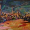 <em>Elalini series</em>, 1996. Oil on canvas, 90 x 120 cm