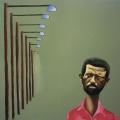 <em>The lost light</em>, 2005. Acrylic on board, 120 x 120 cm