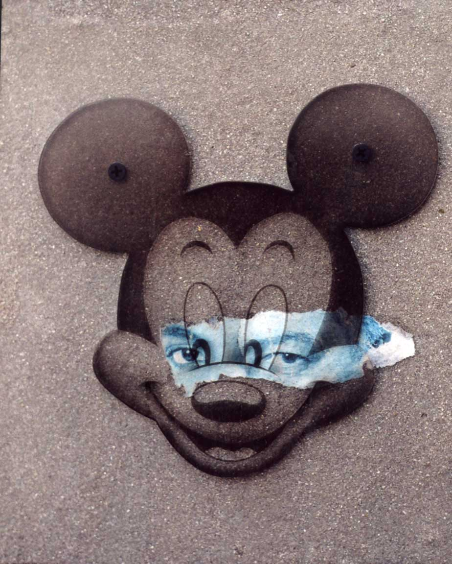 <em>Mickey Mimic, </em>2002