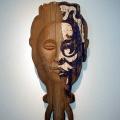 <em>Mask no 2,</em> 2002