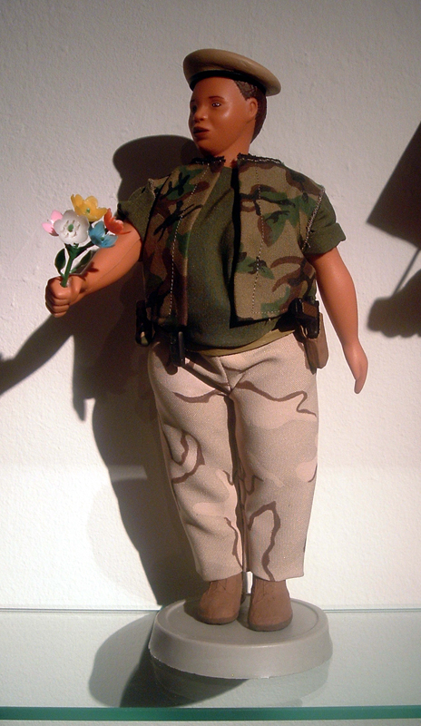 <em>Daughter. </em>From <em>Barbie Bartmann Homecoming Queen</em> series, 2003-5.
