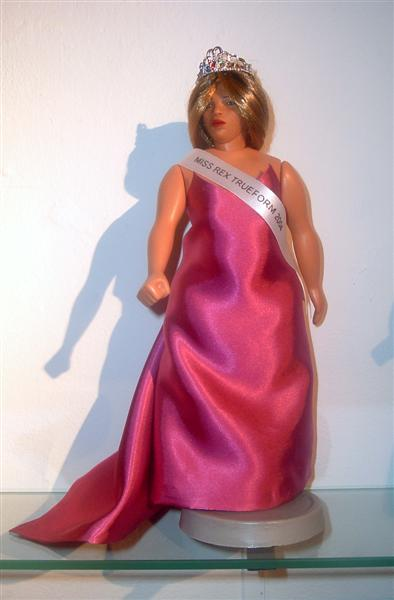 <em>Machinist, </em>From <em>Barbie Bartmann Homecoming Queen</em> series, 2003-5.