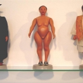 Barbie Bartmann Homecoming Queen (installation view), AVA, Cape Town, 2003-5.