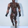 <em>Cannon Fodder Ken</em>, from <em>Brutalised Barbie series.</em>