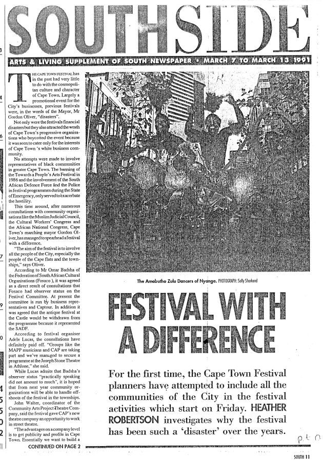 fosaco festival difference