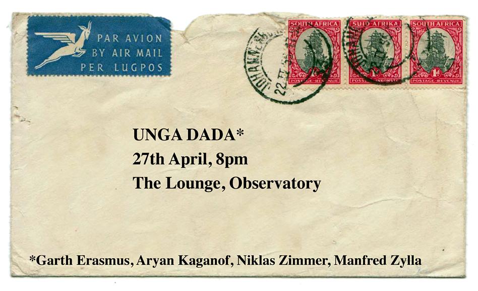 Unga Dada, 2012
