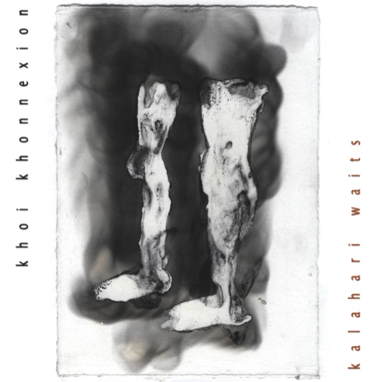 Kalahari Waits cd Cover Image 2010