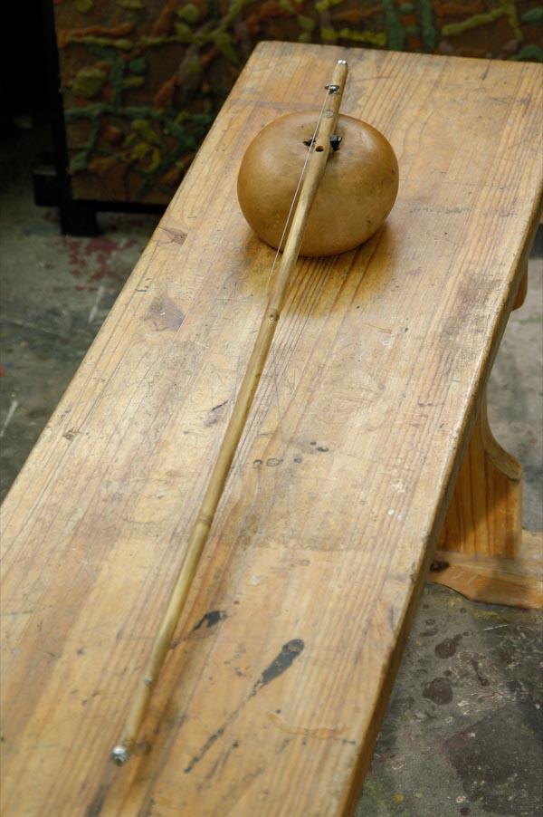 Gourd Bow, Circa 1980's