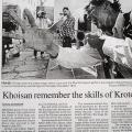 Khoi Khonnexion, Cape Times. 2001