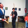 Performance, The Granary, Cape Town, 2003