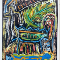 Mantis Praise #157 2001