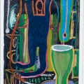 Mantis Praise #146, 2001.