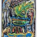 Mantis Praise #157, 2001.