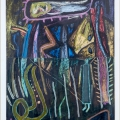 Mantis Praise #169, 2001.