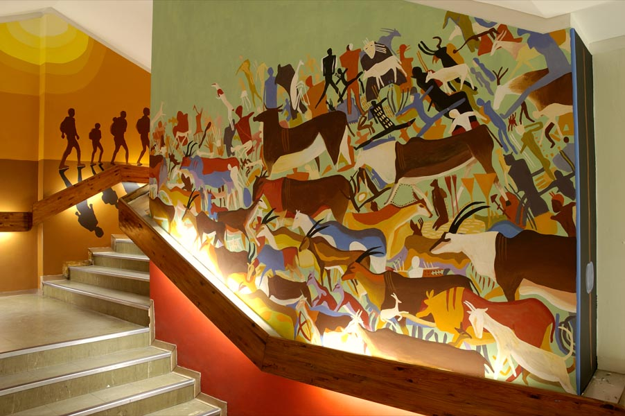 Artscape Mural, 2004 - ongoing