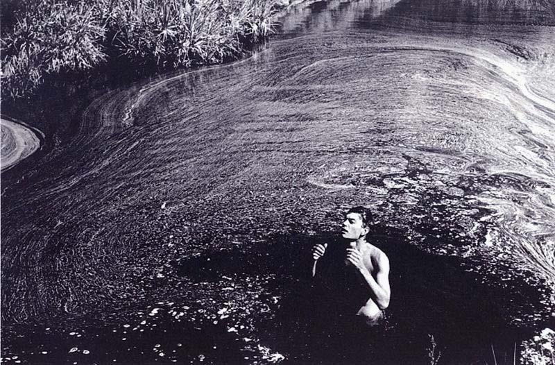 Man in Dark Waters, Overberg