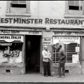Westminster Restaurant, 1968.