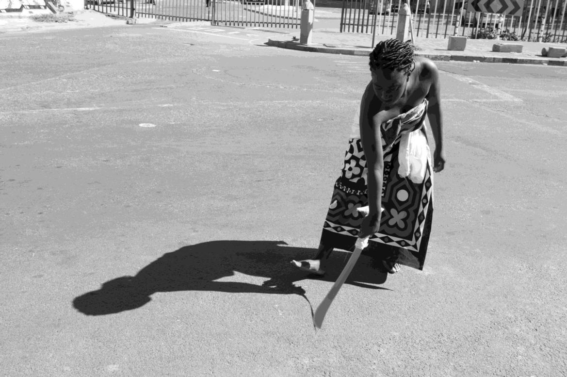 My load I shall Carry (Prayer to Mother Njiga)