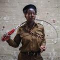 Caminho de Mata, Caminho de Flores, Flores de Amore. 2019. Performed at FNB Art Joburg photographer Phumani Ntuli
