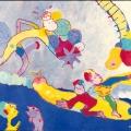 <em>Untitled</em>. 1989. Acrylic on canvas. 100x125cm