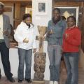 Isaac Nkululeko Makeleni - Cape Gallery, c. 2006 (Photo: Cape Gallery)