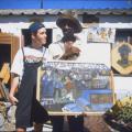 Isaac Nkululeko Makeleni - Nyanga East, early 1990s (Photo: courtesy Artthrob)