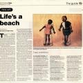 Life's a beach, 1997