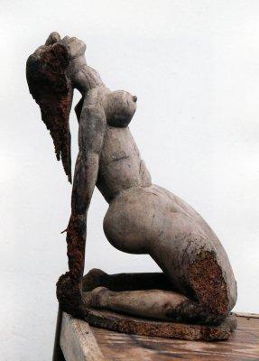 Isaac Nkululeko Makeleni - Dancer (damaged). (Collection: M.Makeleni. Photo: MP)