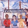 Isaac Nkululeko Makeleni - iyawa sesisikoli c. 1992 (Whereabouts unknown. Photo: MP)