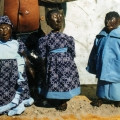Isaac Nkululeko Makeleni - Black Baby Dolls. Probably mid-to-late 1990s (Photo: Courtesy M. Makeleni)