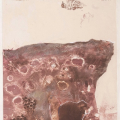 <em>Landscape</em>, 2007. Monoprint on paper, 48 x 36.5 cm (Image courtesy of DAG)
