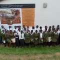 Art and Social Justice workshop, 2011. Ziphathele Secondary, Clermont, KwaZulu-Natal