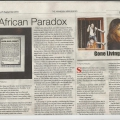 African Paradox, Namibian Weekender, 25 Sept 2015 (part 1)