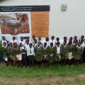 Art and Social Justice workshop, 2011. Ziphathele Secondary, Clermont, KwaZulu-Natal