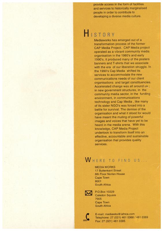 Mediaworks folder (insert)