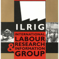 ILRIG Occasional Papers Brochure (front)