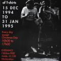 T Shirt show, 1994