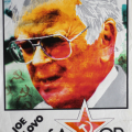 Joe Slovo - SACP Memorial poster
