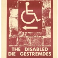 The Disabled , Exhibition