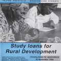 Rural Outreach Project , 1994