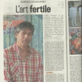 L'art fertile. Scope. 10 June 2014
