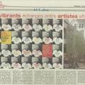 De vibrants échanges entre artistes africains, Week-End, 3 April 2011