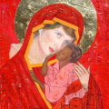 <em>Madiana</em>. 2006. Acrylic on carton. 150x120cm