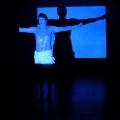 <em>Blue</em>. 2012. Performance