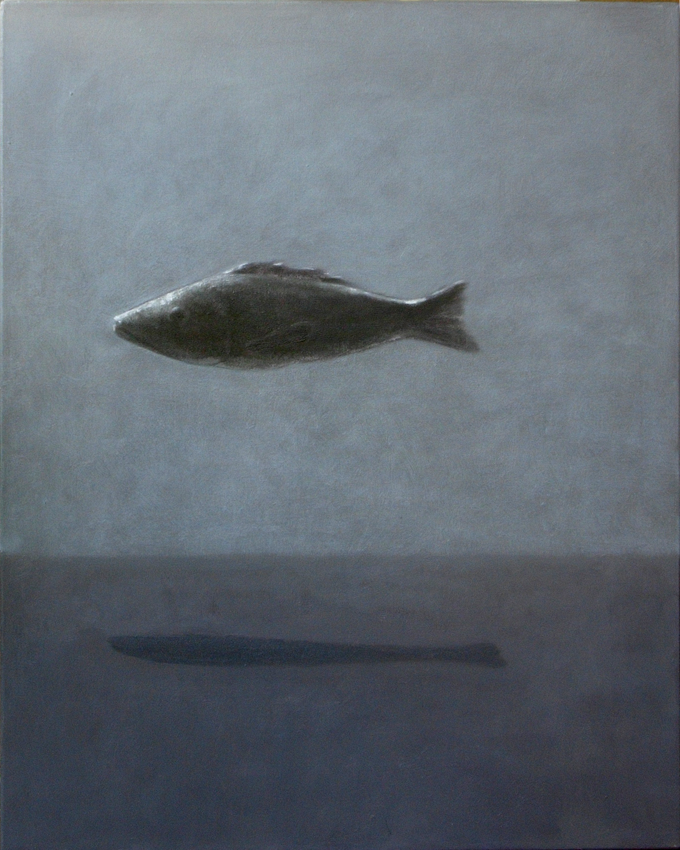 <em>Untitiled III</em>. 2006. Oil on canvas. 61.5x76.5cm.