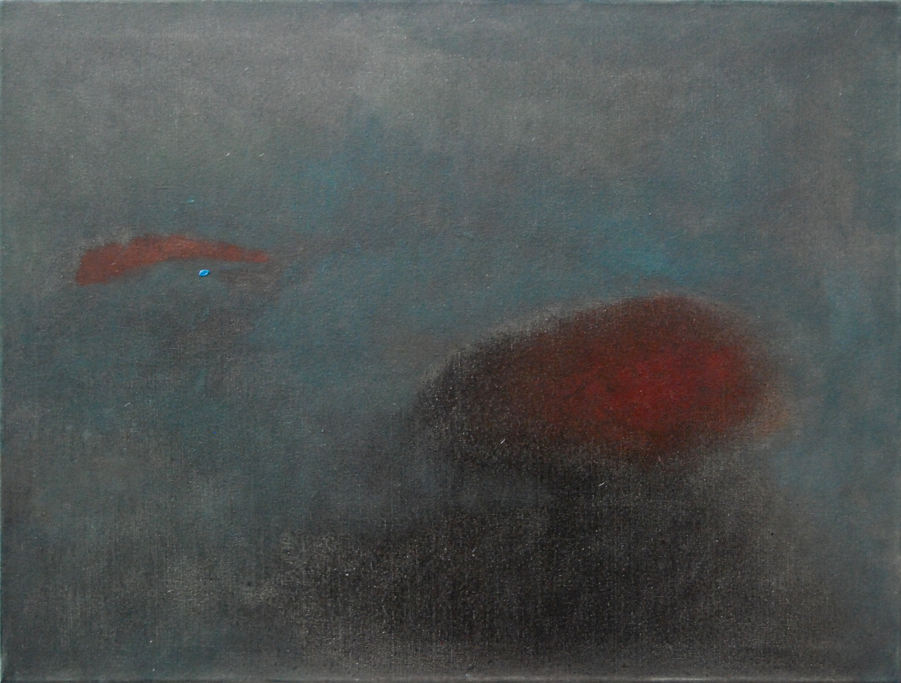 <em>You & me IV</em>. 2010. Oil on canvas. 80x100cm