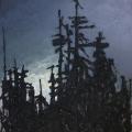 <em>Illuminated</em>. 2007. Oil on canvas. 240x150cm