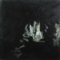<em>On the way III</em>. 2010. Oil on canvas. 100x100cm
