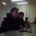 Launch of new website - Prof. Colin Richards, Assoc Prof. Lize Van Robbroeck